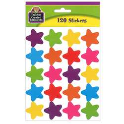 Bright Stars Stickers Die Cut Star Shape, TCR5796