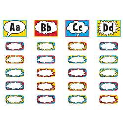Superhero Alphabet Word Wall Bulletin Board Set, TCR5847