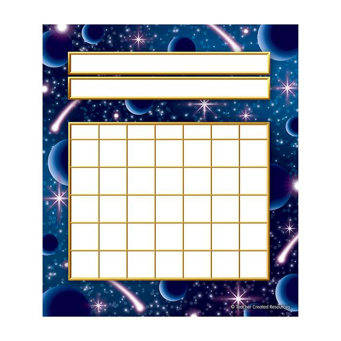 Space Incentive Charts Pack, TCR5857