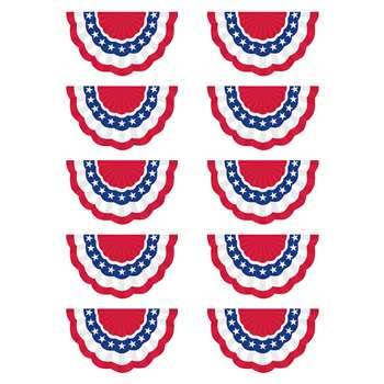 Patriotic Bunting Accents, TCR5895