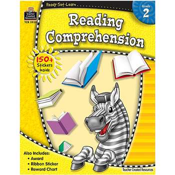 Ready Set Lrn Reading Comprehension Grade 2 By Teacher Created Resources