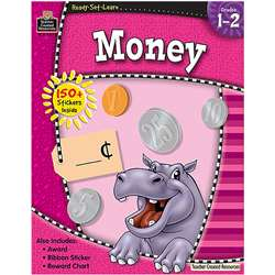 Ready Set Learn Money Grade 1-2 By Teacher Created Resources