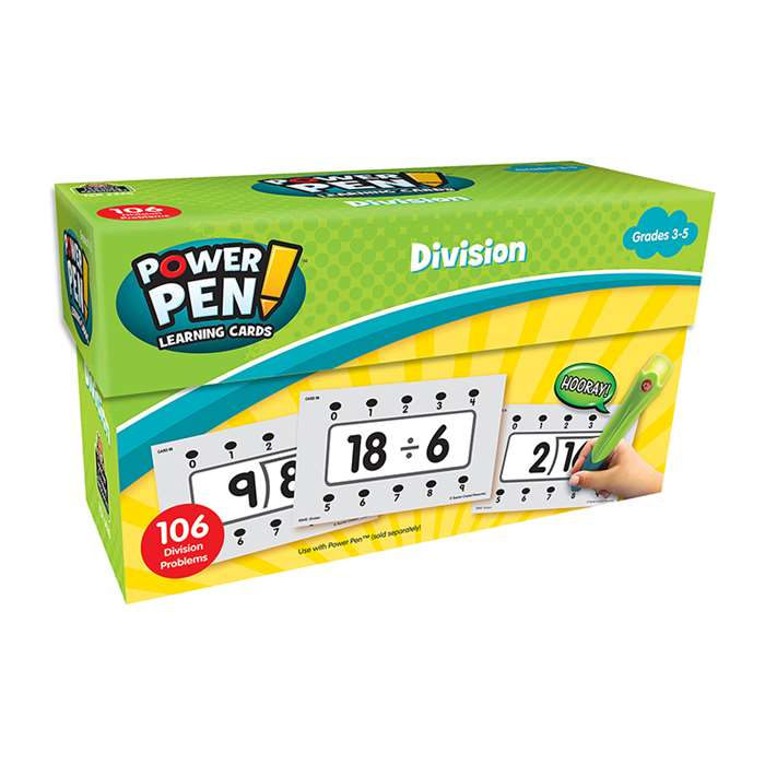Math Cards Division, TCR6460