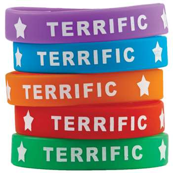 Terrific Wristbands By Teacher Created Resources