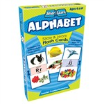 Alphabet Slide & Learn Flash Cards By Teacher Created Resources