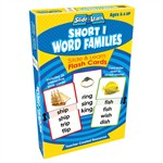 Vowels Short I Word Families Slide & Learn Flash Cards By Teacher Created Resources