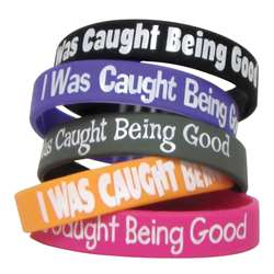 I Was Caught Being Good Wristbands By Teacher Created Resources
