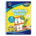 Power Pen Learning Book Beginning Sounds, TCR6859