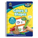 Power Pen Learning Book Colors And Shapes, TCR6895