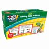 Power Pen Learning Cards Gr 1 Solving Word Problem, TCR6989