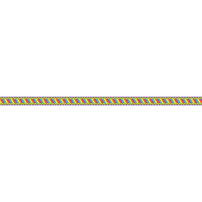 Multi Color Stripe Ribbon Runners, TCR73255