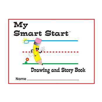 Shop Smart Start Journal Landscape Handwriting Seriesgr K-1 - Tcr76519 By Teacher Created Resources