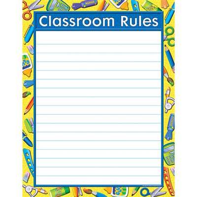 Tools For School Classroom Rules By Teacher Created Resources