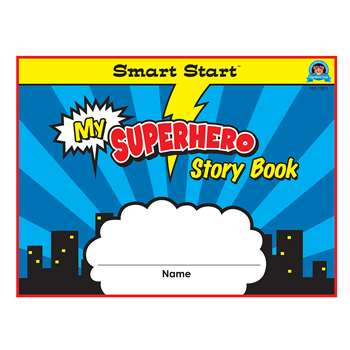 Superhero Smart Start Gr K-1 Storybook Horizontal , TCR77073