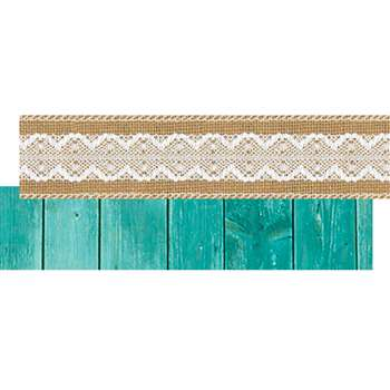 Shabby Chic Ribbon Runner, TCR77176