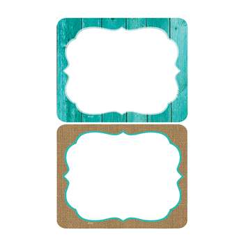 Shabby Chic Name Tags Labels, TCR77195