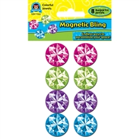 Colorful Bling Magnetic Jewels, TCR77221