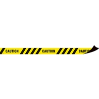 Caution Magnetic Strips, TCR77225