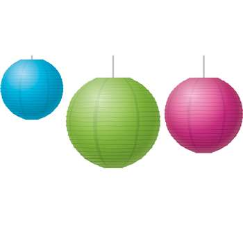 Brights Paper Lanterns, TCR77229