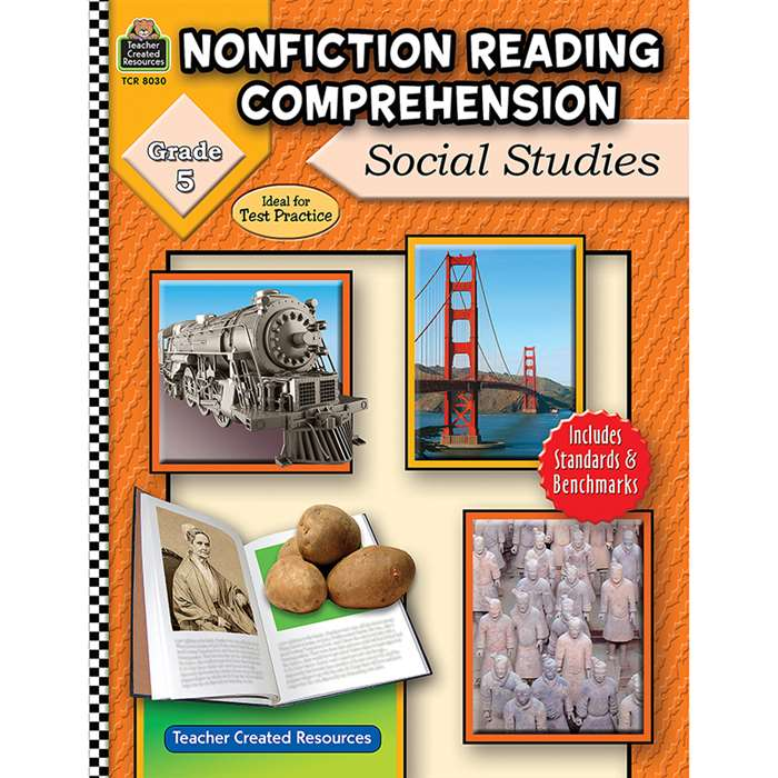 Nonfiction Reading Comprehension Science Grade 5 By Teacher Created Resources