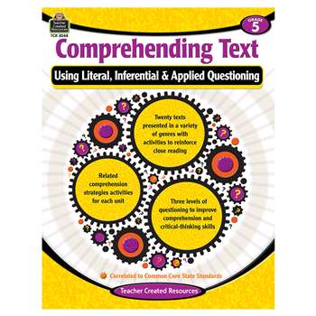 Comprehending Text Gr 5, TCR8248