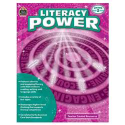 Literacy Power Gr 2, TCR8371