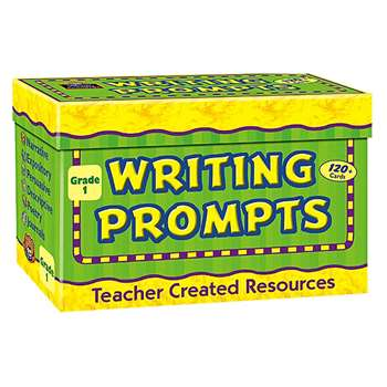 Writing Prompts Grade 1 By Teacher Created Resources