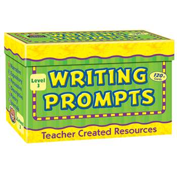 Writing Prompts Grade 3 By Teacher Created Resources