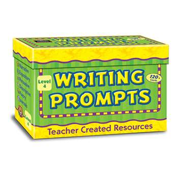 Writing Prompts Grade 4 By Teacher Created Resources