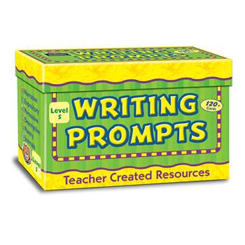 Writing Prompts Level 5 By Teacher Created Resources