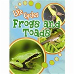 Frogs And Toads By Teacher Created Resources