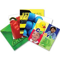 My Colors Board Books 5 Set, TCR909629