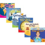 Little World Geography Books Set Of All 6 By Teacher Created Resources