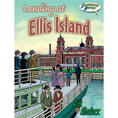 Landing At Ellis Island By Teacher Created Resources
