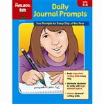 Daily Journal Prompts Grade 4-6 By The Education Center
