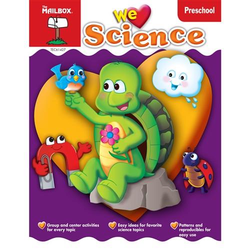 we heart preschool science tec61427 the mailbox books
