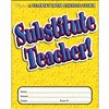 Substitute Teacher Essential Folder W/ 16 Pg Idea Booklet By Teachers Friend