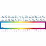 Alphabet-Number Line Modern Name Plates By Teachers Friend