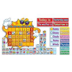 Super Sunshine Calendar Bulletin Board Ard By Teachers Friend