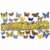 3-D Butterflies Bulletin Board By Teachers Friend