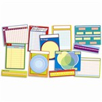 Graphs Charts & More Bulletin Board Set By Teachers Friend