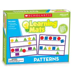 Patterns Learning Mats, TF-7103