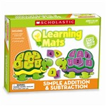 Simple Addition & Subtraction Boxed Kits-Mats By Teachers Friend