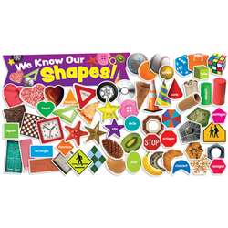Shapes In Photos Mini Bulletin Board Set By Teachers Friend