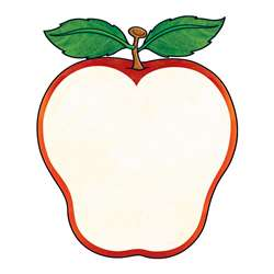 Notepad Welcome Apple By Teachers Friend