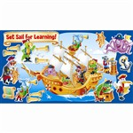 Sea Adventure Bulletin Board Set Gr Pk-5 By Teachers Friend
