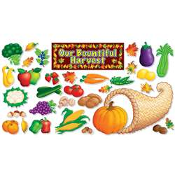 Autumn Harvest Bulletin Board Set By Teachers Friend