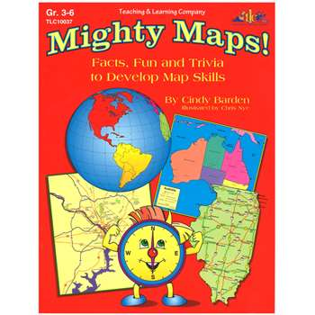 Mighty Maps. By Teaching Learning