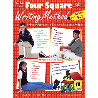 Four Square Writing Method Grade 7-9 By Teaching Learning