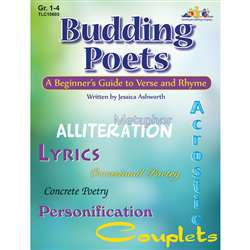 Budding Poets Book By Milliken Lorenz Educational Press